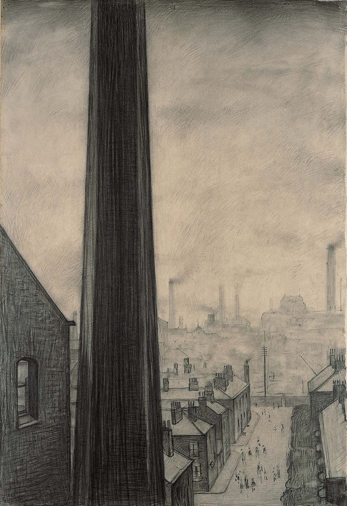LS Lowry's Landscapes of Salford