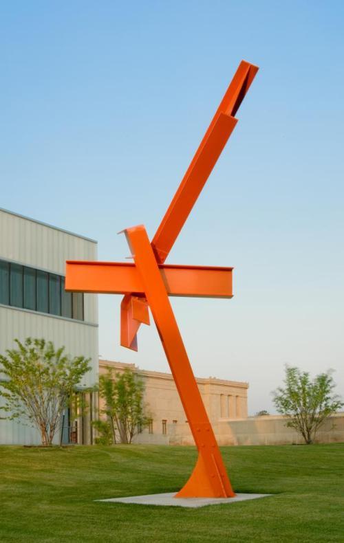 The Donald J. Hall Sculpture Park