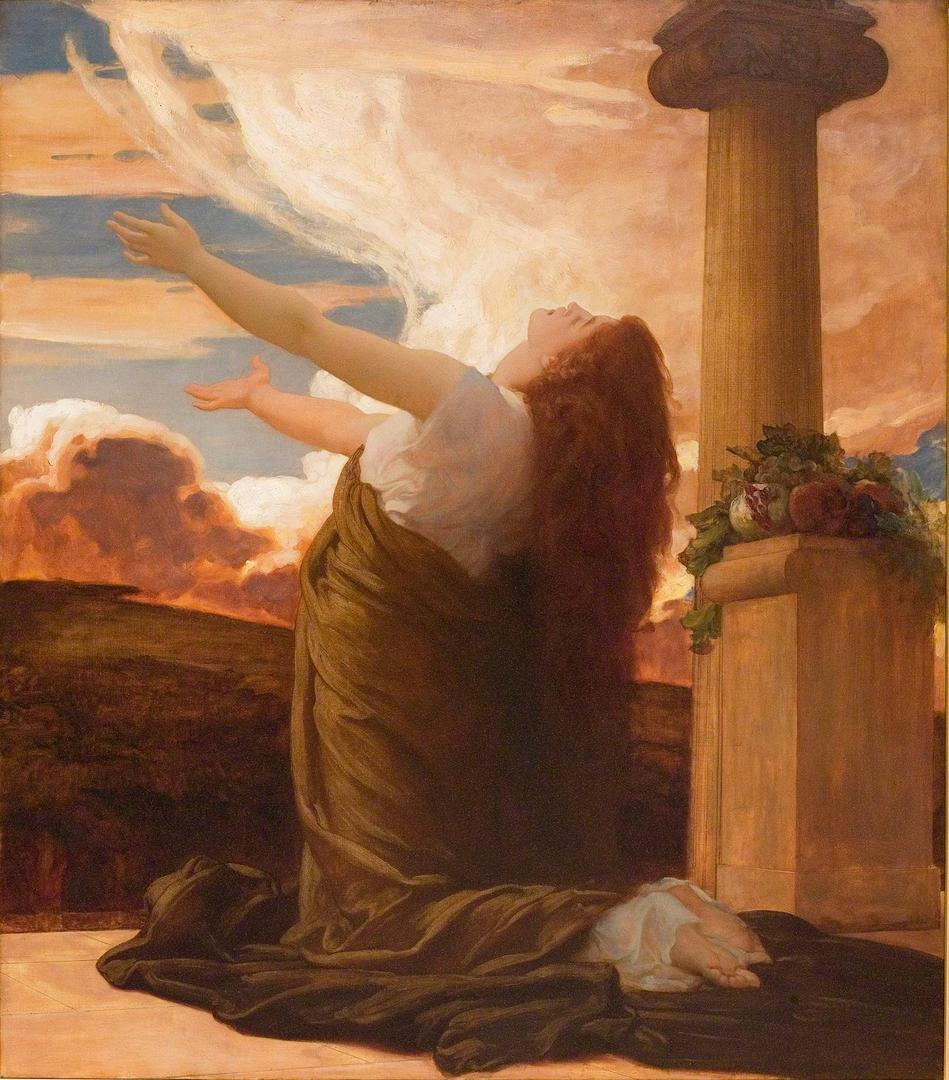 Frederic Leighton in 6 Artworks