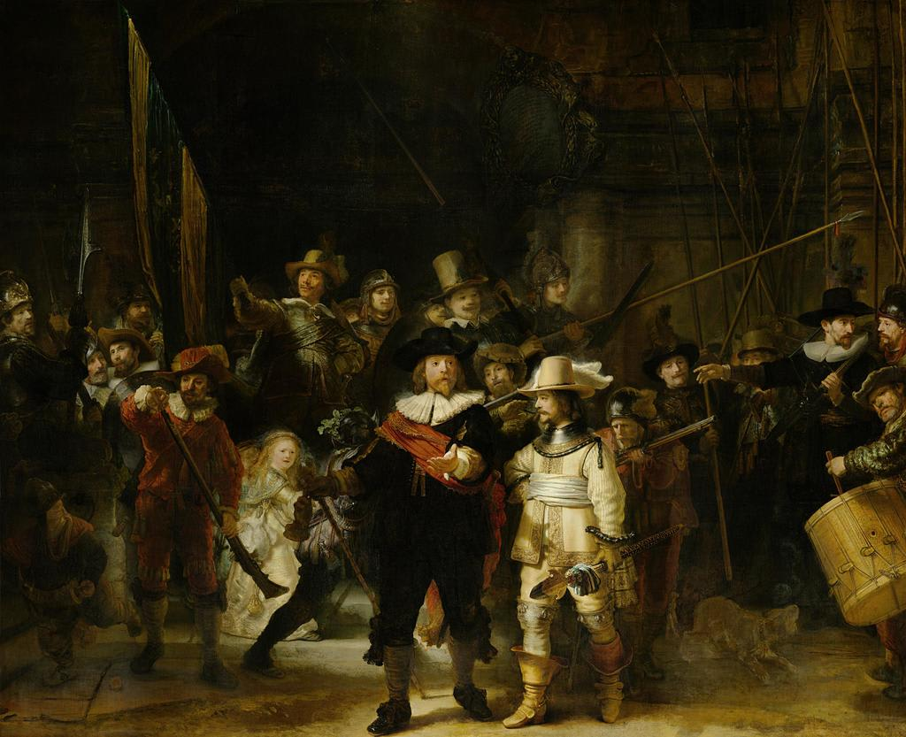 Tour of the Rijksmuseum Highlights