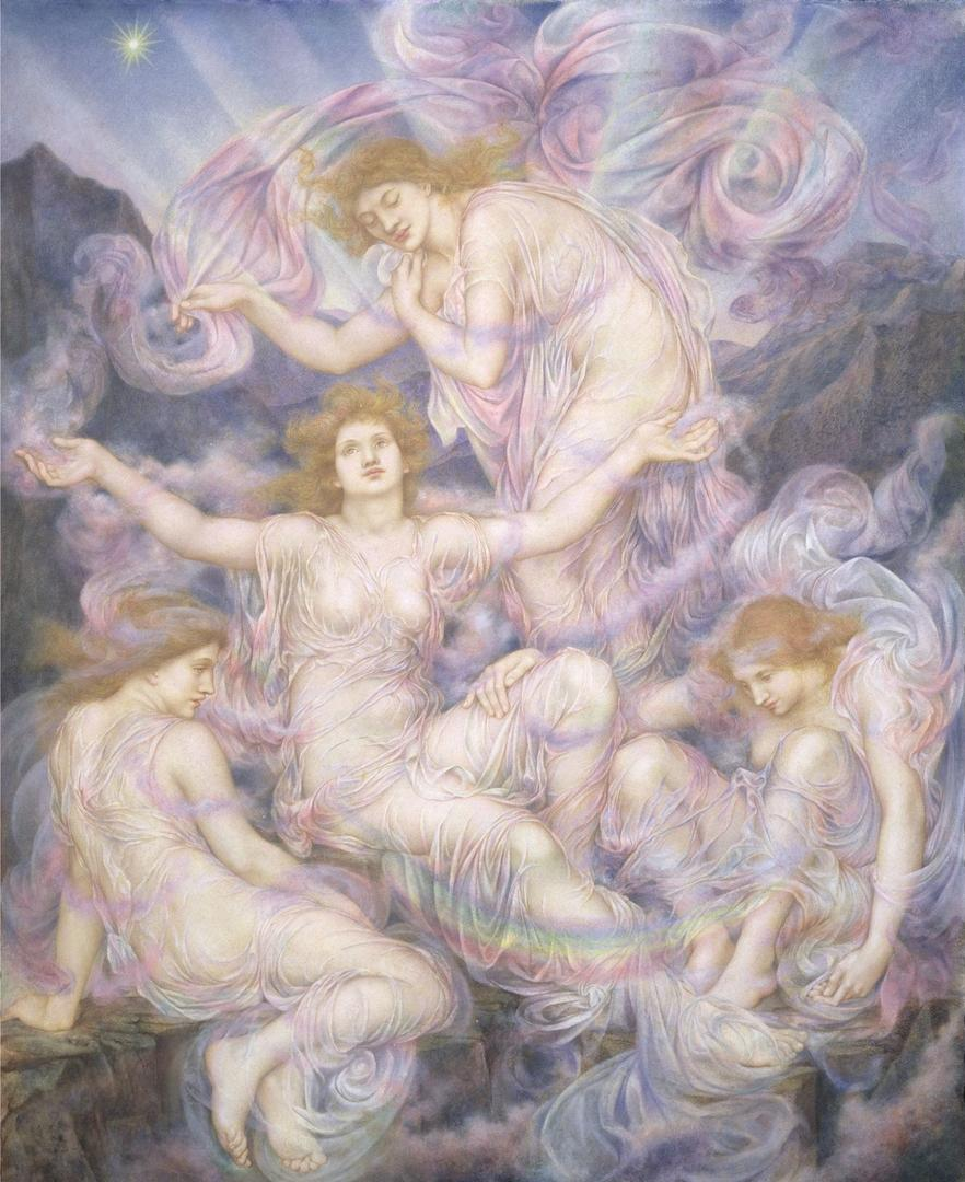 Decoration or Devotion: William and Evelyn De Morgan