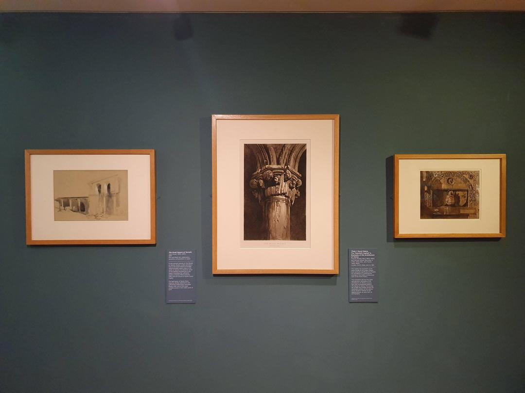 'Unto This Last': Two Hundred Years of John Ruskin, Curator Tour