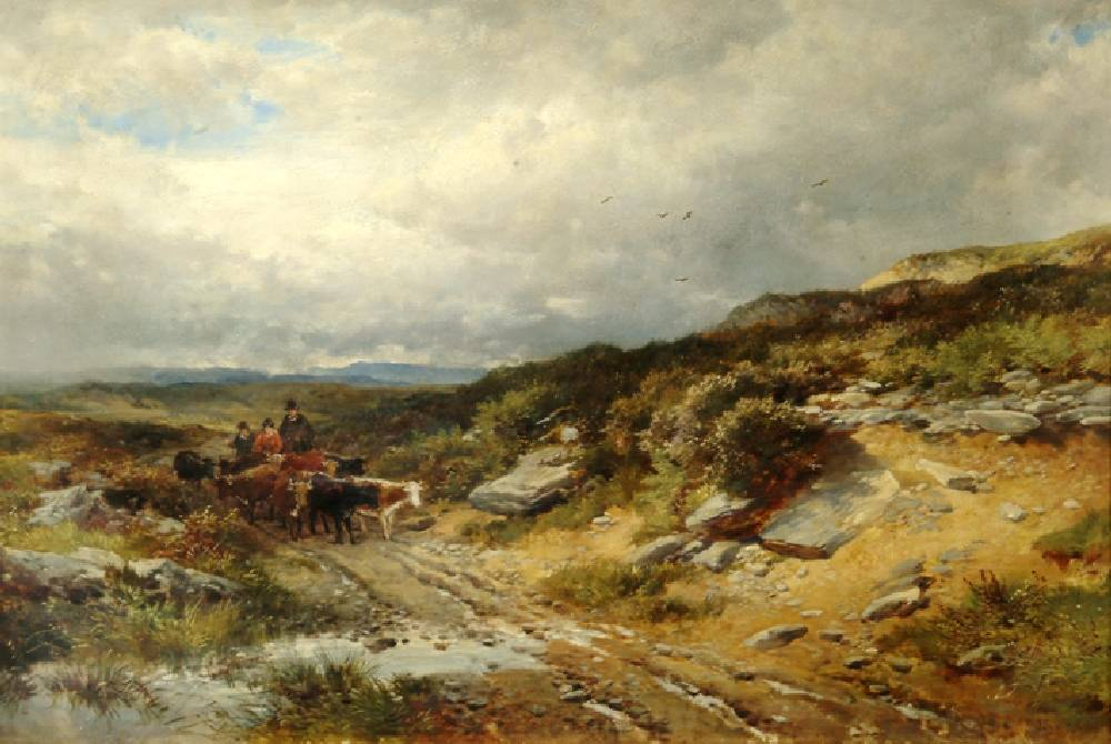 British Landscapes in Royal Holloway's Picture Gallery