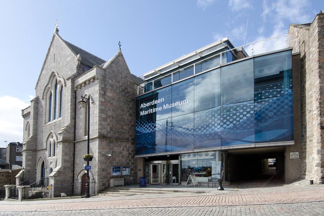 Discover Aberdeen Maritime Museum