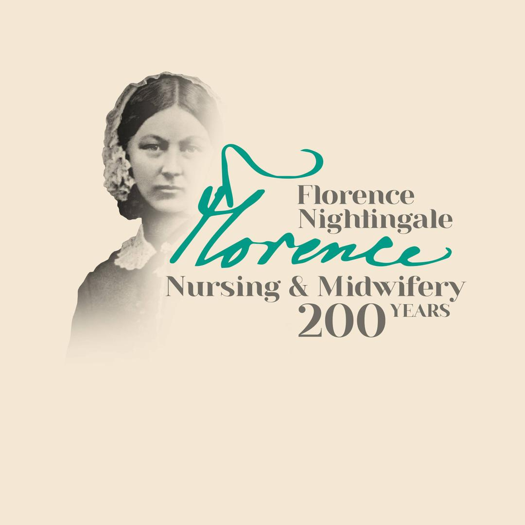 Florence Nightingale 200 blurred background