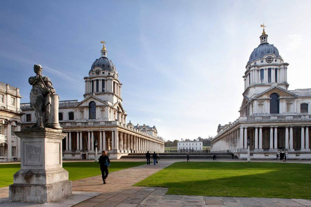 The Old Royal Naval College Building Detectives