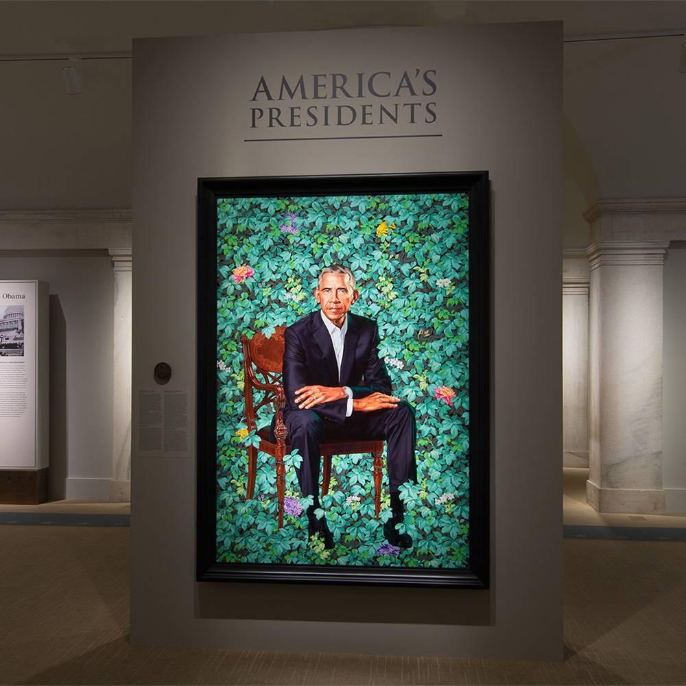 Gallery Tour: America's Presidents